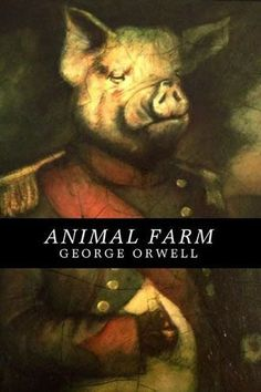 """The creatures outside looked from pig to man, and from man to pig, and from pig to man again; but already it was impossible to say which was which."" Animal Farm, George Orwell"