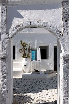 "cyntemesy55:  ""Oia, Santorini, Greece  """