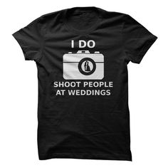 I Shoot People Top T Shirt