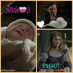 Hook and Alice OUAT