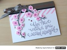 Lasting Hearts by Jayne Nelson for Hero Arts