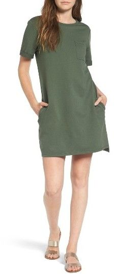 Women's Love, Fire French Terry Sweatshirt Dress | Style Inspiration | Women's Fashion | College Wardrobe | College Style | Outfit Inspiration #affiliate
