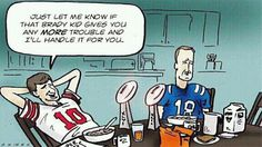 I love Peyton, but this shit is funny!
