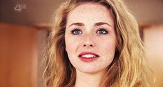 Find images and videos about skins, mini and freya mavor on We Heart It - the app to get lost in what you love. Freya Mavor, Girls Characters, Female Characters, Dnd Characters, Oc Fanfiction, Dominique Weasley, Chica Cool, Skins Uk, Female Character Inspiration