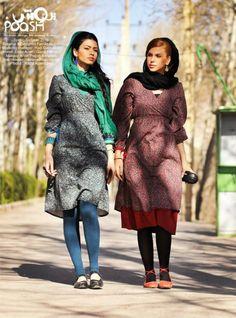 Iran fashion