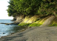 Lummi Island: ride bikes on the country roads, eat at the Willows Inn, relax on the beach...