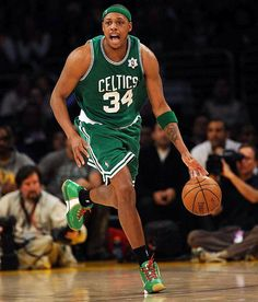 Lakers Interested in Celtics' Paul Pierce