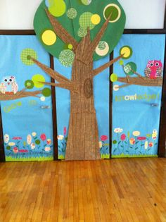 owl classroom decorations | love looking at how people plan ideas out before they are executed ...