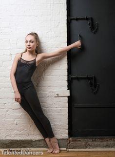 #ZieglerMaddie featured in dance spirit magazine