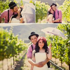 A Rockabilly Wedding: Kary + Josh Wedding Pics, Dream Wedding, Wedding Day, Wedding Stuff, Wedding Veil, Chic Wedding, Summer Wedding, Bridesmaid Inspiration, Wedding Inspiration
