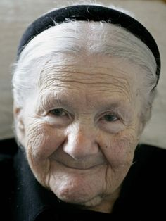 Irena Sendler, who helped smuggle 1200 Jewish Children out of the Ghettos in Germany during WWII.  Truly a beautiful and harrowing story.