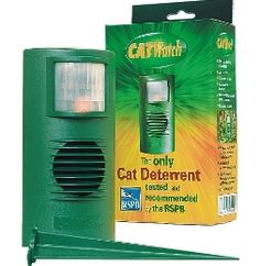 CATwatch cat deterrent