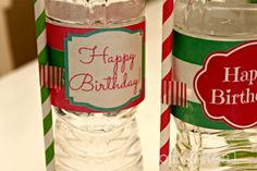 Need a gift ideas for cooks? Printable Crafts, Free Printables, Printable Water Bottle Labels, Paper Games, Cold Brew Coffee Maker, Real Coffee, School Gifts, Happy Birthday, Birthday Ideas