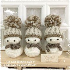23 Clever DIY Christmas Decoration Ideas By Crafty Panda Crochet Winter, Knit Crochet, Crochet Hats, Halloween Pumpkins, Halloween Decorations, Knitted Bags, Diy Crafts To Sell, 2017 1, Crochet Patterns