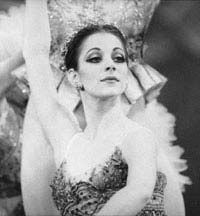 Leslie Browne in The Red Shoes