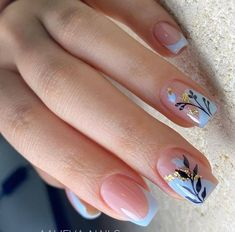 Classy Nails, Stylish Nails, Cute Nails, Bride Nails, Wedding Nails, Classy Nail Designs, Nail Art Designs, Precious Nails, Image Nails