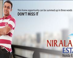 Nirala Estate world class residential apartment with 2/3/4 BHK flats at Greater Noida Extension.