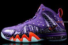 "7fdae0ad1a4 More Images  Nike Barkley Posite Max ""Phoenix Sunsâ"