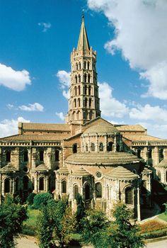 San Saturnino de Toulouse