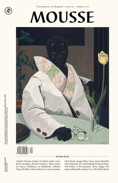 MOUSSE Magazine  #posterdesign, #graphicdesign, #typography  #Art #Artdirector #poster #Artwork #VisualGraphic #Mixer #Composition #Communication #Typographic #Work #Digital #Design #pin #repin #awesome #nice