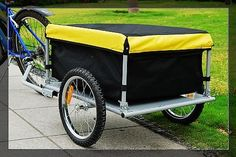 Cargo Bicycle Canada Bicycle Cargo Trailer
