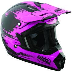 Hjc Cl X6 Fulcrum Womens Motocross Mx Atv Dirt Bike