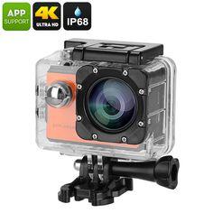 Explorer 2C Action Camera (Orange)  FAST DELIVERY 3-7 DAYS #bigpuppa #PopularGadgets #wholesaleElectronics#Watches #Mobiles #BluetoothSpeakers #MP3 #LEDlights