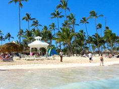 Majestic Colonial beach, Punta Cana