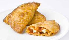 Tuna fried pastries. Empanadillas