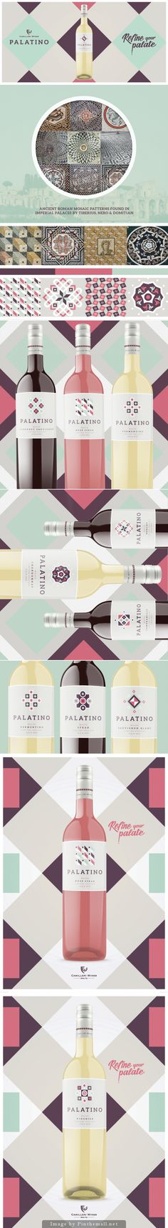 Beautiful Wine Labels
