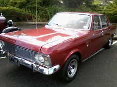 Ford Mk4 Zodiac