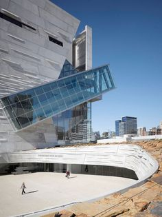 7a0ac9cde60f8 Perot Museum of Nature and Science in Victory Park Daniel Libeskind