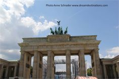 Brandenburger Tor Berlin Germany 2014. Since the fall of the Berlin Wall, the Brandenburg Gate has become the symbol of a reunified Berlin. It was originally part of a wall surrounding Berlin and was the main entrance to the city. It is the only gate that remains of this former city wall.