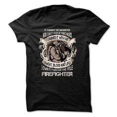 Firefighter t-shirt - The title (ツ)_/¯ firefighterFirefighters designfirefighter, fire, fire department, fireman, t-shirt, shirt, tee, t shirt