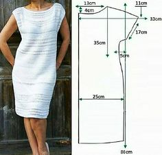 Sewing Lessons, Sewing Hacks, Sewing Tutorials, Easy Sewing Patterns, Clothing Patterns, Dress Patterns, Costura Fashion, Moda Blog, Make Your Own Clothes