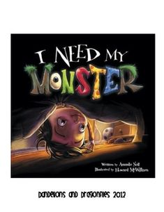 Sharing Kindergarten: Reading Comprehension Games and Writing Prompts for I Need My Monster and Creepy Carrots (Freebie) Reading Strategies, Reading Activities, Teaching Reading, Reading Comprehension, Teaching Ideas, Comprehension Strategies, Monster Activities, Language Activities, Holiday Activities