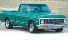 old trucks chevy 1972 | Trucks Classic Truck Tech Tips Featured Vintage & Classic Trucks Truck ...