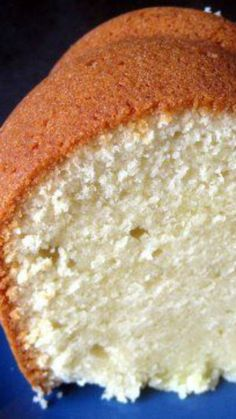 Cream Cheese Pound Cake ~ literally the BEST pound cake recipe... This is the same as the recipe found in Southern Living 2001.