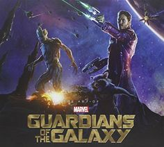 Marvel's Guardians of the Galaxy: The Art of the Movie by Marvel Comics http://www.amazon.com/dp/0785185534/ref=cm_sw_r_pi_dp_W.g7vb06BYF79