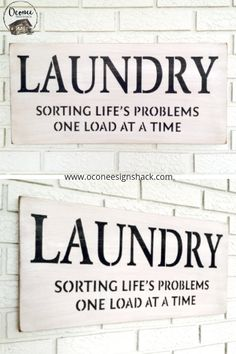 Funny Home Decor Laundry Sorting Lifes Problems One Load At A Time Looking For The Perfect Complement To