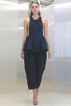 Léa Peckre RTW Spring 2014 - Slideshow - Runway, Fashion Week, Reviews and Slideshows - WWD.com