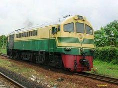 wisbenbae: 19 Jenis Lokomotif Kereta Api Yang Digunakan Di Indonesia