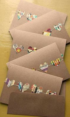 If you are on a tight destination wedding planning budget and happen to be crafty, here are 20 creative DIY ways to create a wedding invitation card yourself.