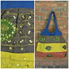 Handmade Shoulder  Bag from India #5