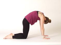 4 Yoga Poses For Natural Weight Loss