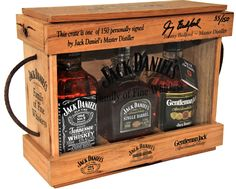 jack-daniels-whiskey-crate ...signed collectables
