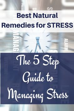 5 STEPS TO MANAGING YOUR STRESS. We all battle with stress from time to time. In order for us to be able to manage our stress better we need to have an idea of the steps that we need to follow.  #stress / #anxiety / #stressmanagement / #reducestress / manage stress / stress management / acute stress / chronic stress / natural remedies / manage stress in 5 streps / stress / anxiety / stressed out
