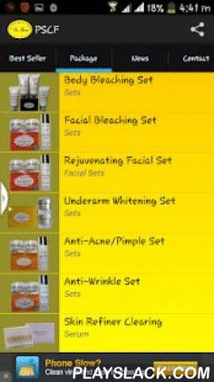 A.R.M Skin Essentials  Android App - playslack.com , This app develop for Product PromotionFeatures:• Best Seller Item - Individual• All Time Best Seller - Set• Event, News and Product Promotion Notification• Product How to Use / Benefits• Company Information• Contact InformationHelp us to keep this app available by reaching us by feedback / leave a review. Thanks for your supportA.R.M. Skin Essentials Corporation is the toll manufacturer of the Original Professional Skin Care Formula…