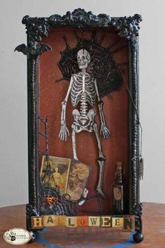 Halloween Decor by Tammy Tutteron