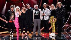 Die Ergebnisse des zweiten Semifinale von Melodifestivalen 2019! Sweden